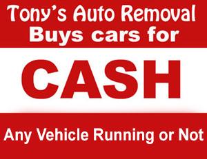 Tony's Auto Removal